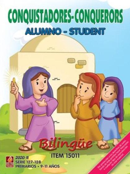 Conquistador Alumno Bilingue II 2020