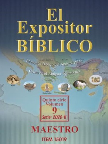 Expositor Maestro Rústica II 2020