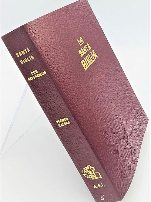 B. Antigua version valera 1602 Tamaño Manual Rustica