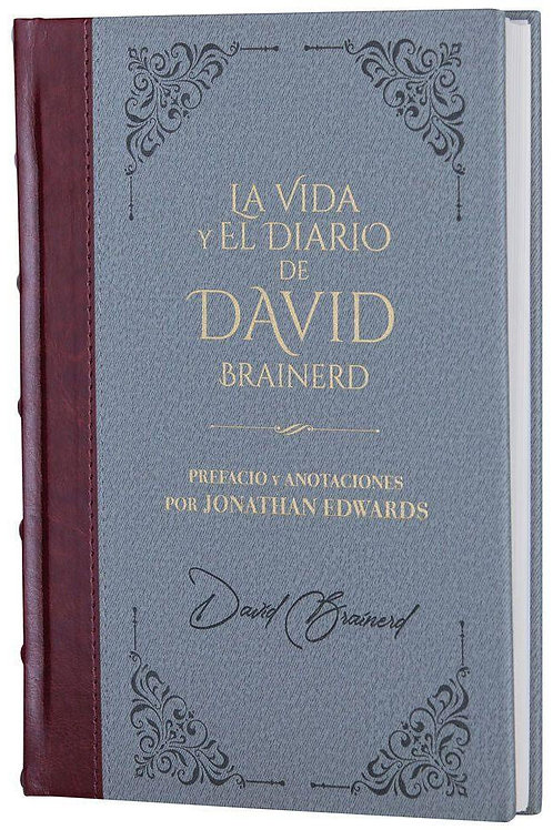 Vida y Diario de David Brainerd Coleccion Clasica Tomo 6