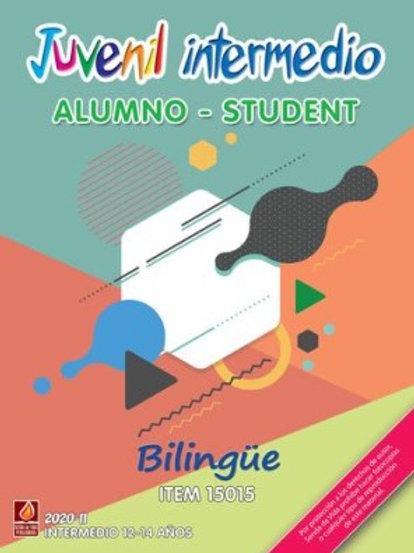 Juvenil Intermedio Alumno-Bilingue II 2020