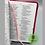 Thumbnail: Biblia Letra Grande Reina Valera 1960 Zipper e Index Rosa
