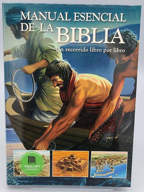 Manual Esencial de la Biblia, un recorrido libro por libro