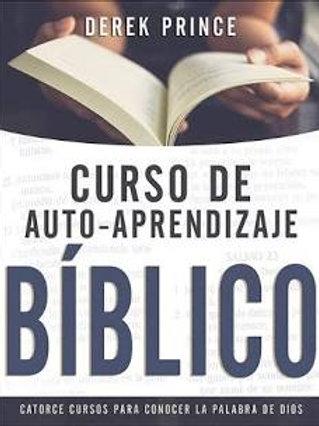 Curso de auto-aprendizaje bíblico: Catorce cursos para conocer la Palabra de Dio