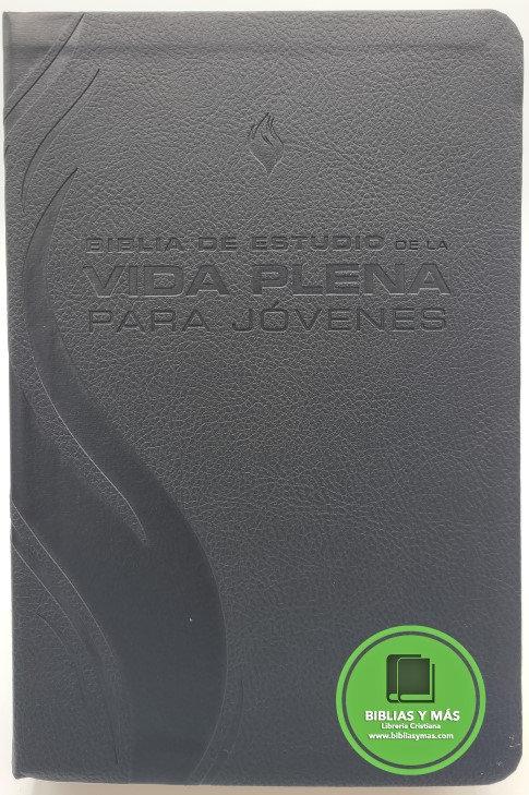 B. DE ESTUDIO VIDA PLENA PARA JOVENES RVR1960 NEGRO