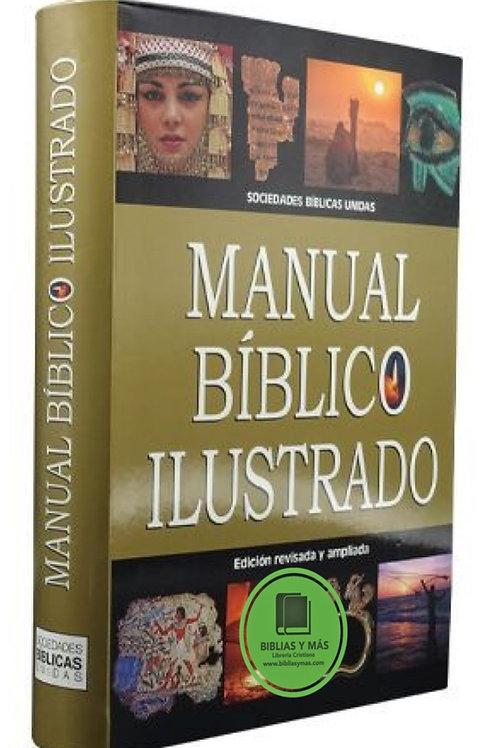 Nuevo Manual Biblico Ilustrado Socidades Biblicas Unidas edicion ampliada