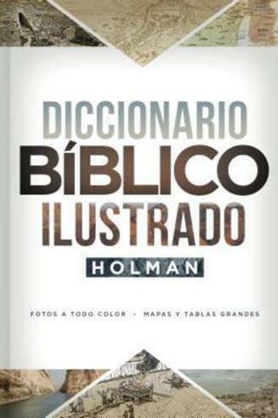 Diccionario Biblico Ilustrado Holman RVR1960 NTV TLA RVC RVR95