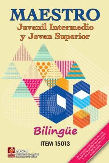 Exp. Joven Maestro Bilingue II 2020 PRE ORDEN