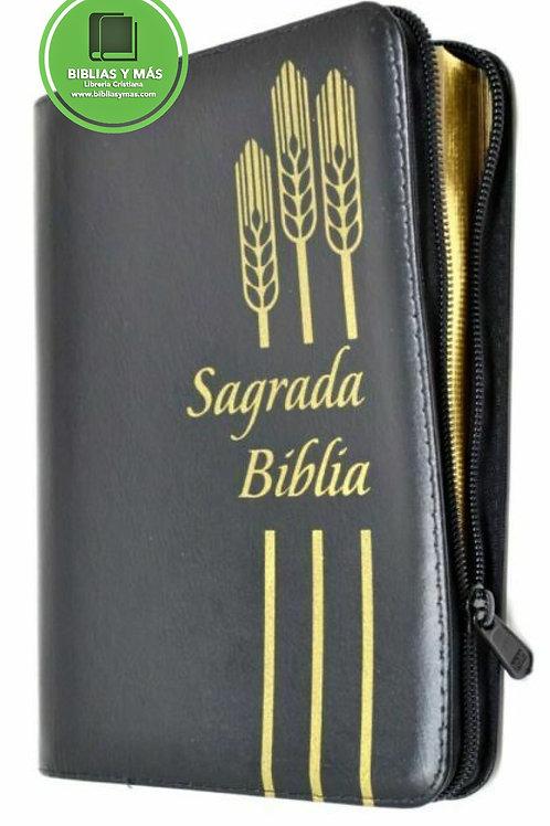 BIBLIA DIOS HABLA HOY CATOLICA CIERRE PIEL NEGRO