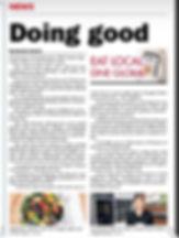 Thanks Dandenong Star Journal for the fe