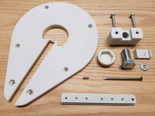 DIY 3D Printed Circle Jig Router Guide