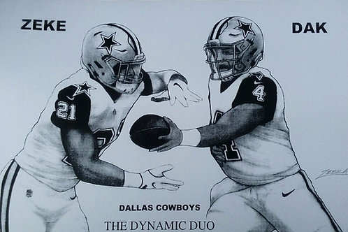 Zeke And Dak