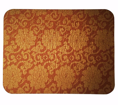 Rustic Gold Placemats