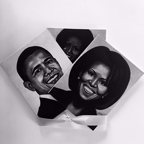 The Obama Variety Pack Note Cards