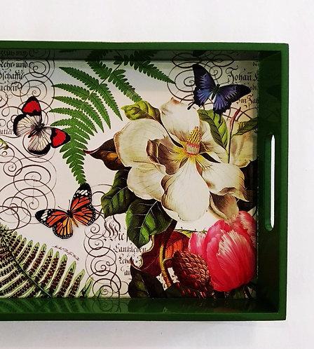 Garden Tea Tray