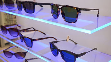 Glasses and lenses