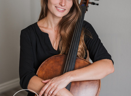 Portraits for a Cellist