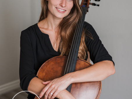 Portraits for a Cellist