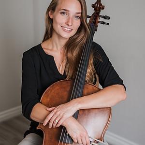 Amelia Cellist Shoo