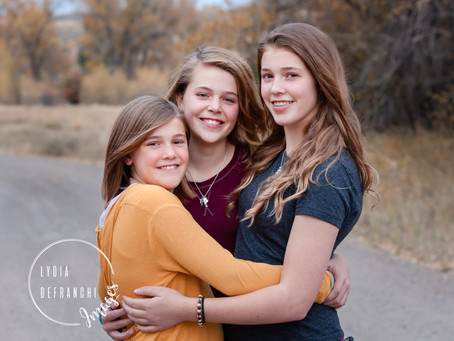 Fall Family Mini Sessions Are Done!