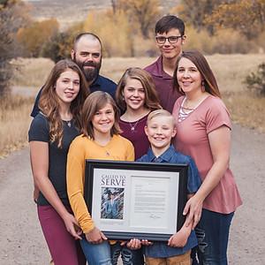 Julander Family
