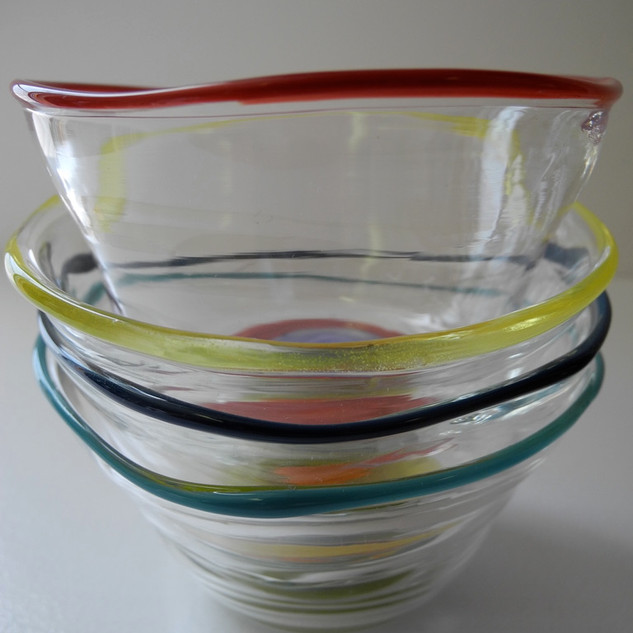 Stacked Bowls