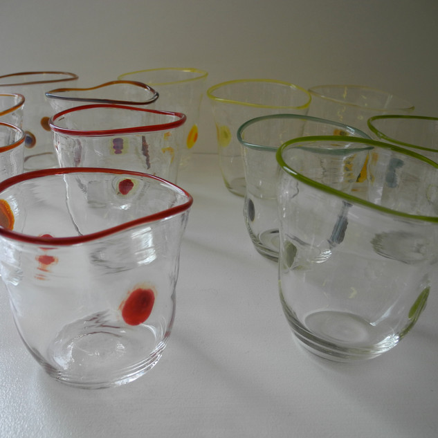 Cups with Dots
