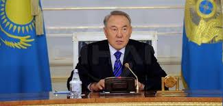 Nazarbayev: Uzay alanında işbirliğine hazırız