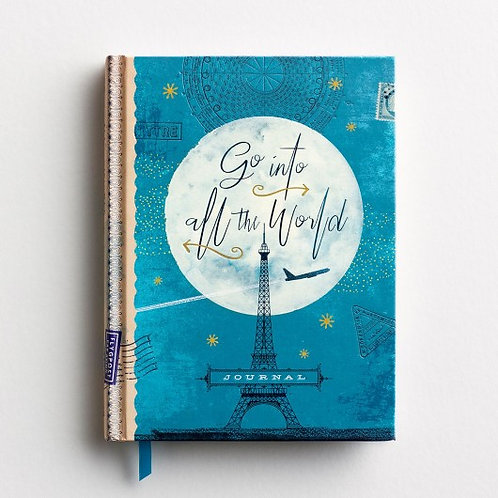 Go Into All Of The World Journal