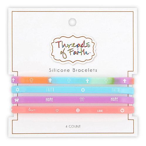 Threads of Faith - Children's Bracelets