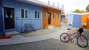 [Press] BOSS launches Fairmont Campus Navigation Center Tiny Homes Village