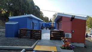 Fairmont Campus Tiny Homes
