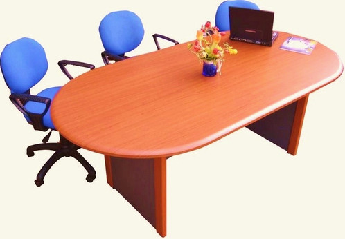 Meter Long Oval Conference Table - England conference table