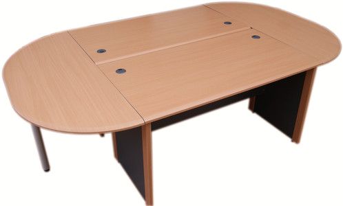 Large Oval Conference Table - England conference table