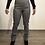 Thumbnail: Sarah Pacini Grey Linen Pant 191472