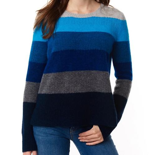 Lisa Todd Stripe Wise Sweater F20-B229