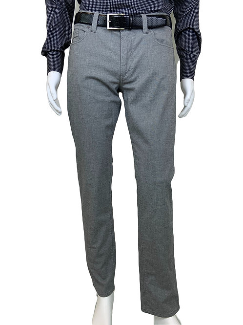 Alberto Grey Tweed Pants