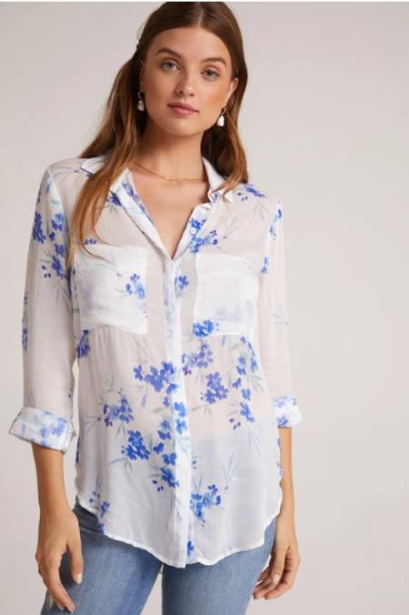 Bella Dahl-Hipster Shirt in Iris