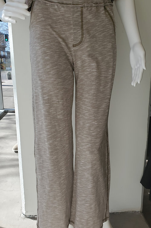 Lisa Todd Wide Leg Lounge Pants in Reed - TS227