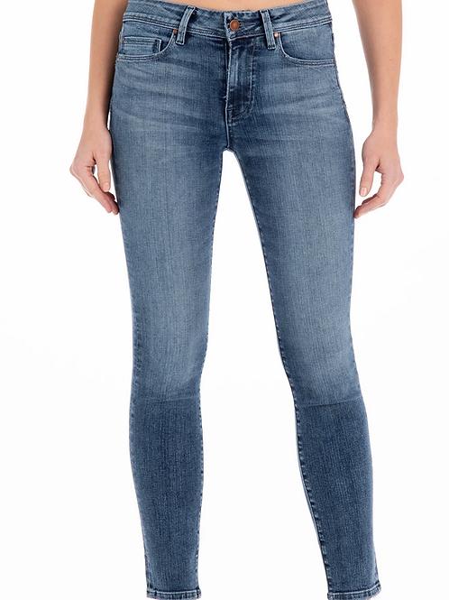Fidelity Sola Mid-rise Skinny Jean in Cavalier - P3081