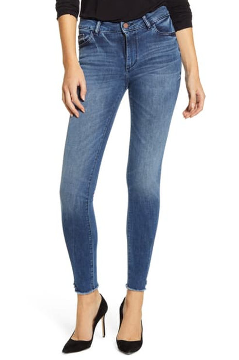 DL1961 Florence Mid Rise Insta Sculpt Skinny 12388