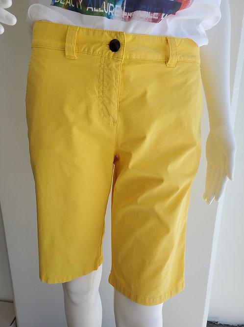 0039 Italy Lina Short in Yellow - 212160