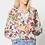 Thumbnail: Equipment Samine Floral Blouse 18-3-Q327