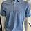 Thumbnail: Raffi Classic 3-Button Polo in Azure - RW23156