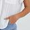 Thumbnail: Bella Dahl Short Sleeve Pocket Button Down in White - B4822-C75-302