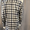 Thumbnail: Haupt Cream, Black, and White Check Flannel 7032/2410