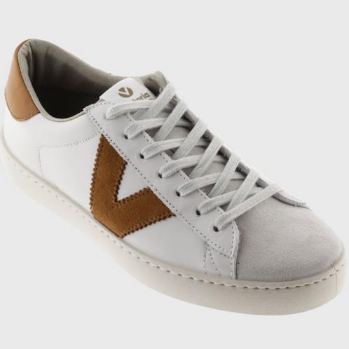 Victoria Berlin Contrast Leather Sneaker 1126142