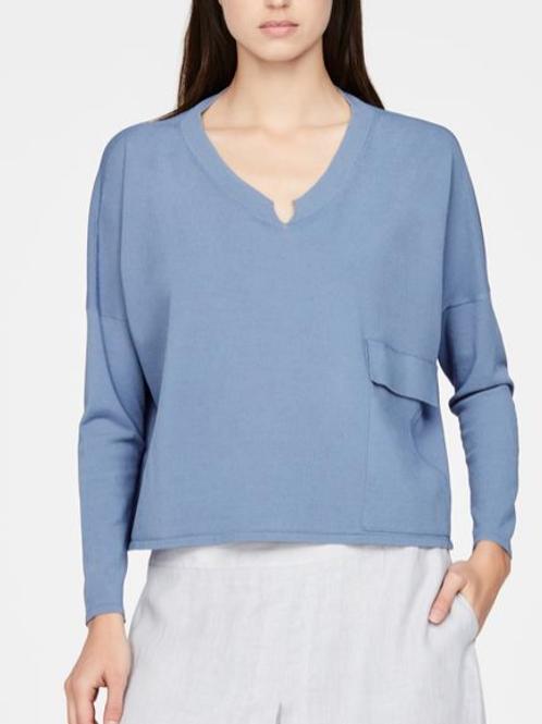 Sarah Pacini Light Sweater in Light Blue - 11005