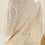 Thumbnail: White+Warren Crochet Detail Top in Sand - 19222