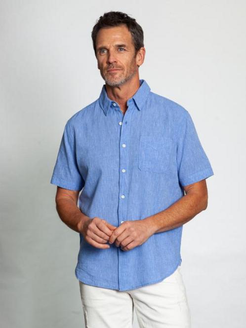 True Grit Scout Checks Short-Sleeve Shirt